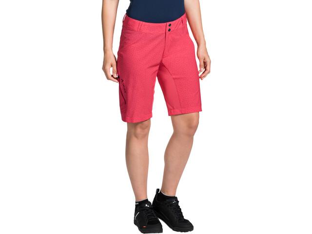 VAUDE Ligure Cykelbukser Damer pink (2019) | Trousers